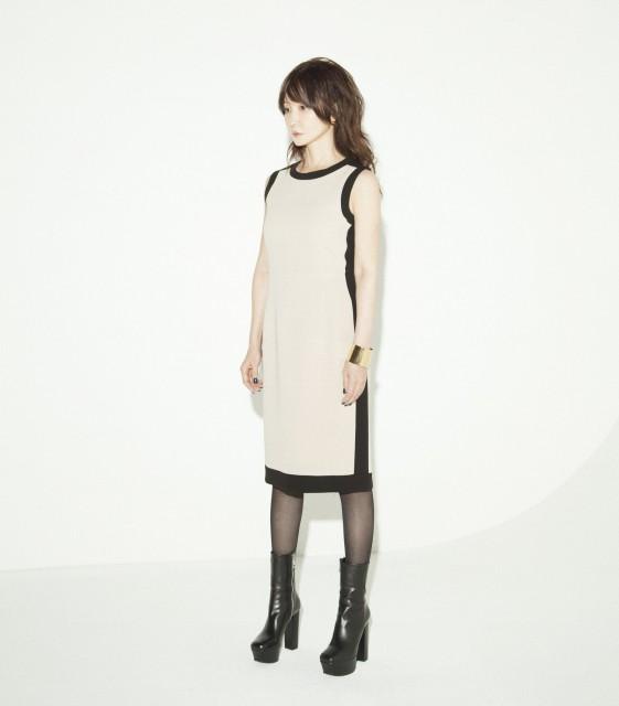 ピールスローリーリバーシブルドレス